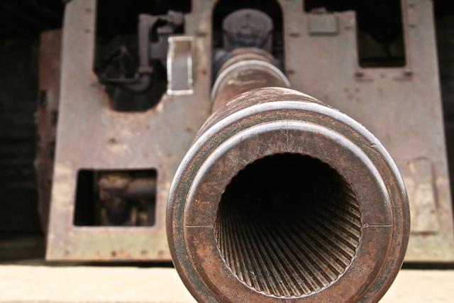 Geschütz Longues sur Mer II