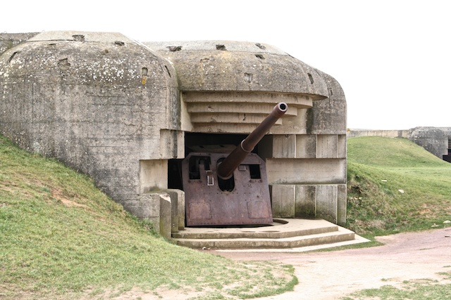 Geschütz Longues sur Mer III