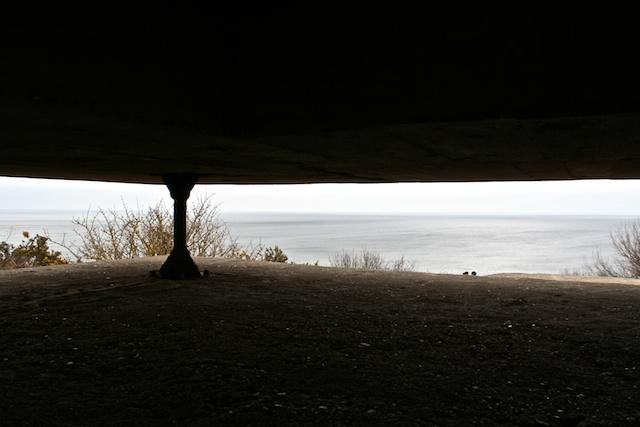 Artelleriebeobachtungsbunker Longues sur Mer