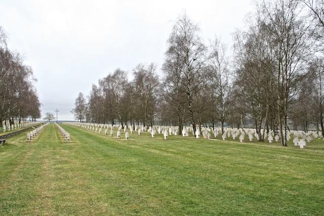 Friedhofsgelaende I